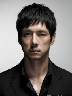 デザイン髭の芸能人西島秀俊